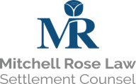 Mitchell rose settlement counsel